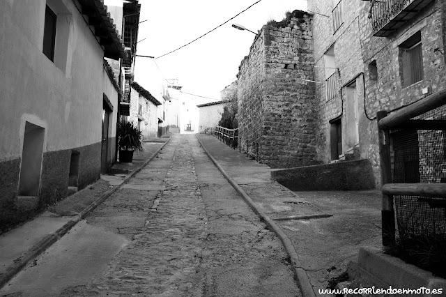 Calle Cañón, Tronchón