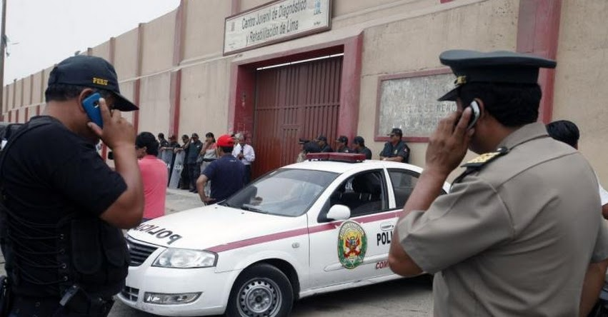TRAGEDIA EN COLEGIO TRILCE: Juzgado dicta dos meses de internamiento preventivo en «Maranguita» a escolar que disparó a compañero de clase