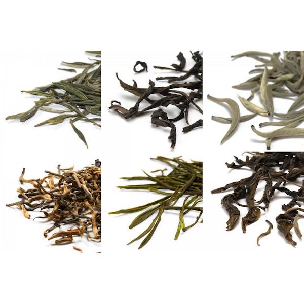 té azul natural
