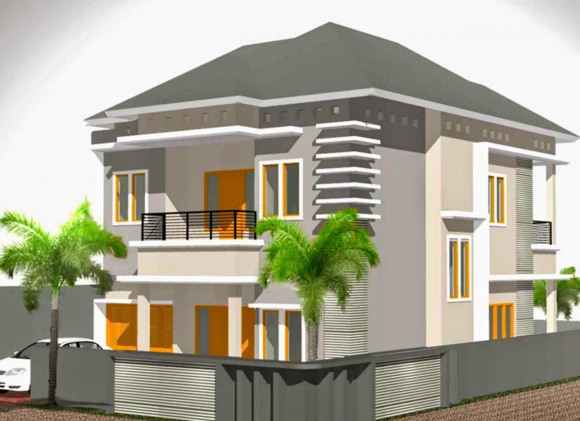 Gambar Rumah Idaman  Design Rumah Minimalis