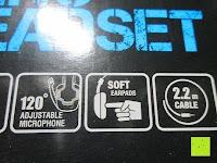 Eigenschaft: SADES SA922 Professionelle Surround Sound Stereo PC Gaming Headset Kopfhörer mit Mikrofon für XBOX / PS3 / PC / Handy / iPhone / iPad / Musik