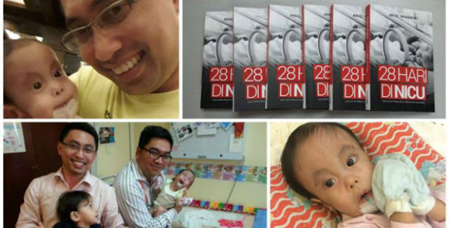 Mengharukan! Inilah Kisah Nyata Seorang Ayah Yang 'Dipinjami' Anak Selama 863 Hari Oleh Allah