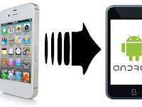 Cara Mudah Memindahkan Data dari iPhone ke Ponsel Android