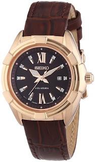 Seiko Damen-Armbanduhr XS Velatura