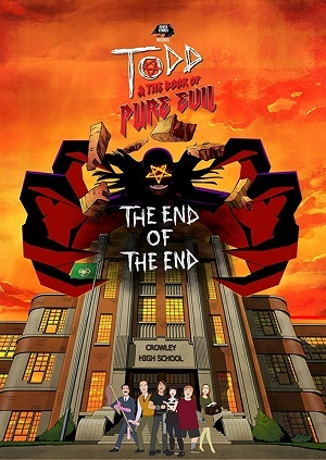 Todd and the Book of Pure Evil - The End of the End - Legendado Filmes Torrent Download capa
