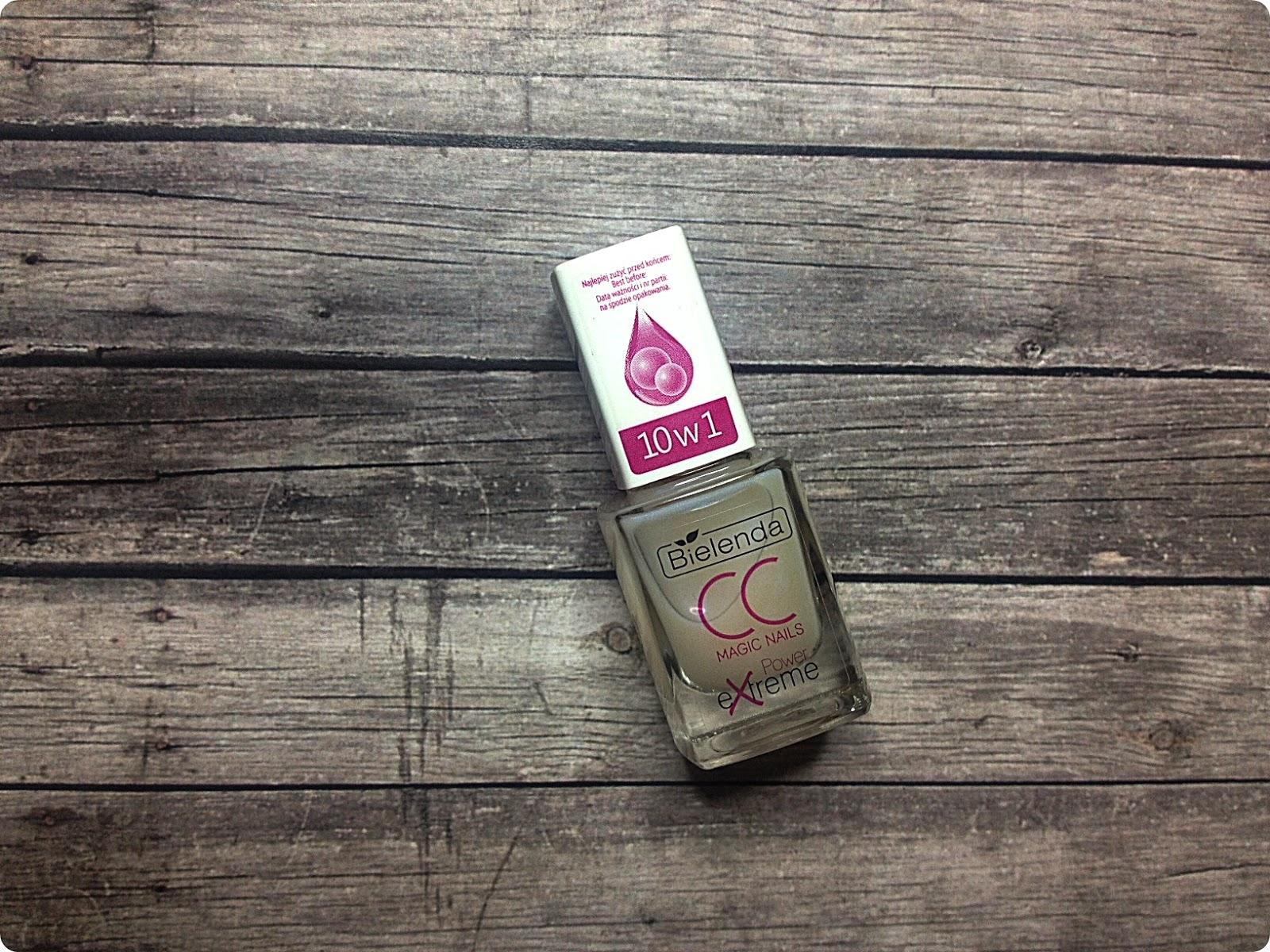 CC Magic Nails - Multifunkcyjna Wzmacniająca odżywka 10w1, Bielenda