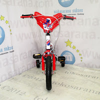 Sepeda Anak Erminio 2203 BMX 12 Inci
