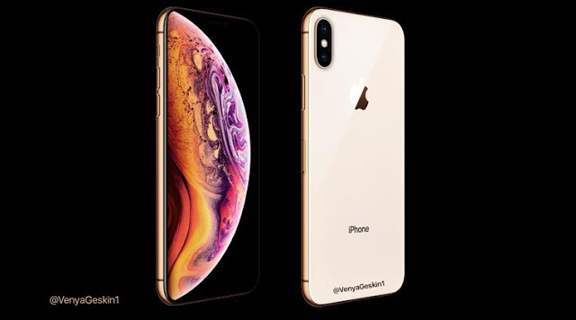 New iPhone Xs and iPhone Xs Max Concept [Video]