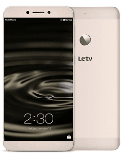 LeEco Le 1s Android mobile with 3GB RAM
