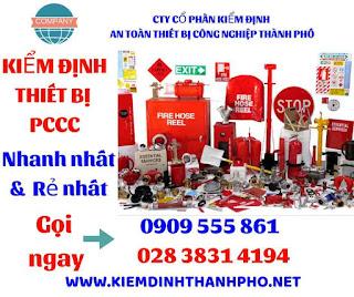 Kiem Dinh Thiet Bi PCCC