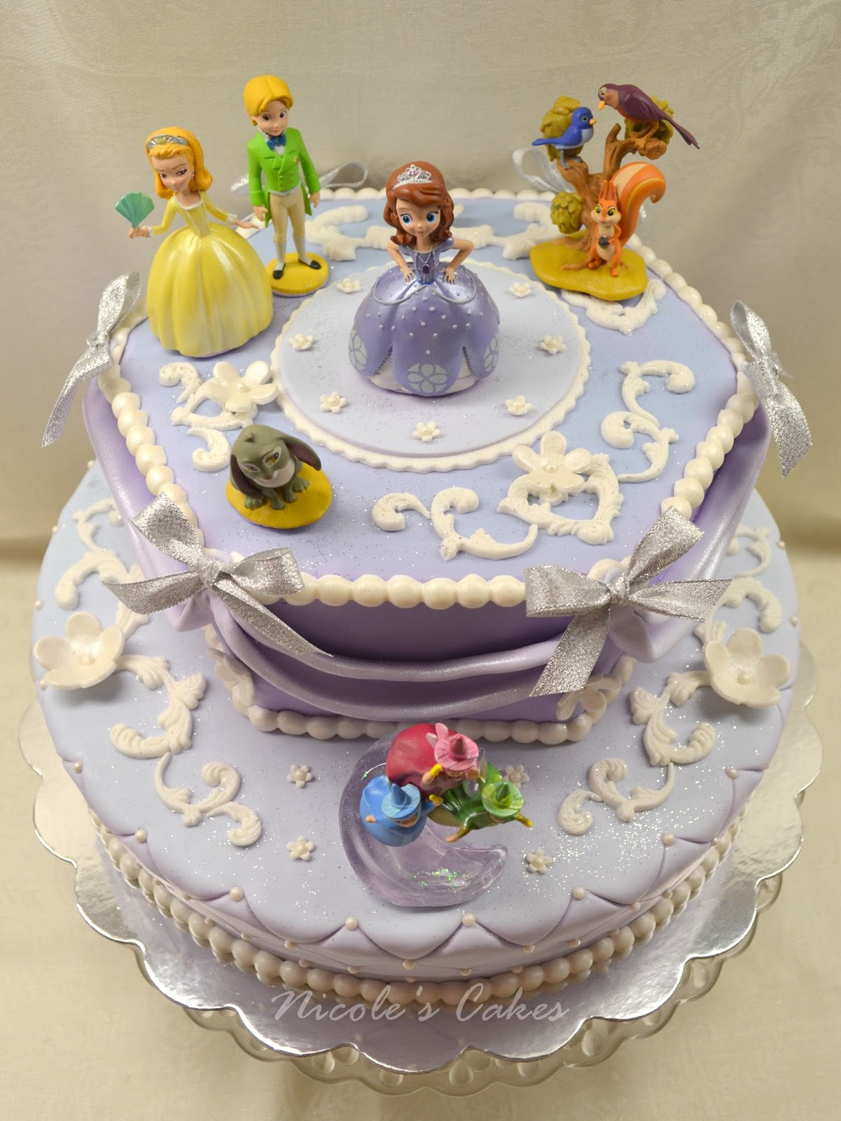 Confections Cakes Amp Creations Sofia The First A