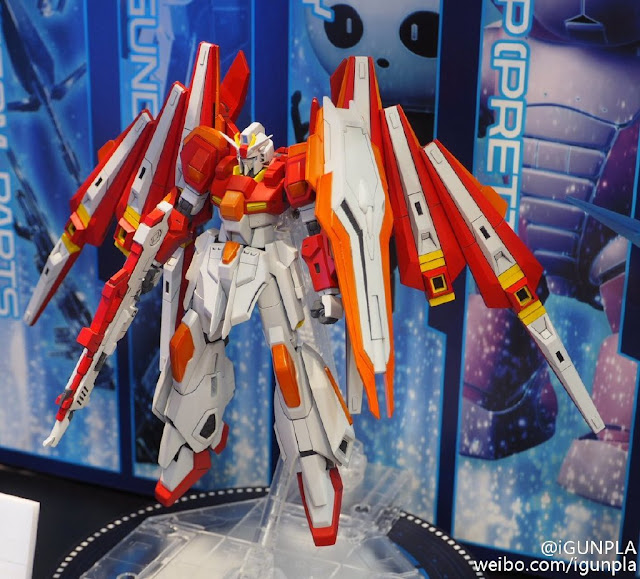 HGBF 1/144 Hot Scramble Gundam