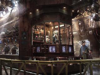 R5-D4, Droid Depot, Disneyland, Galaxy's Edge