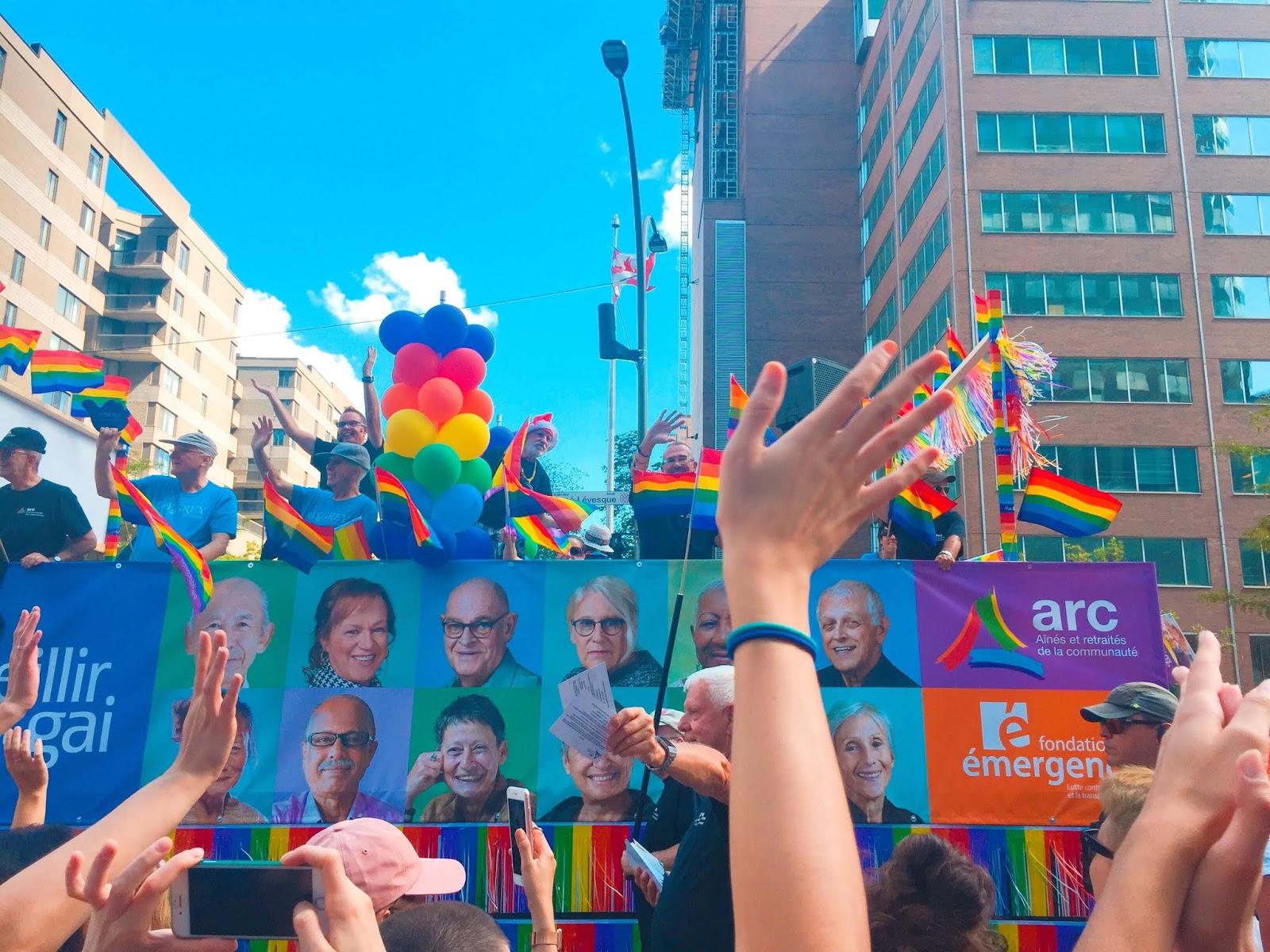 Un orgullo multicolor