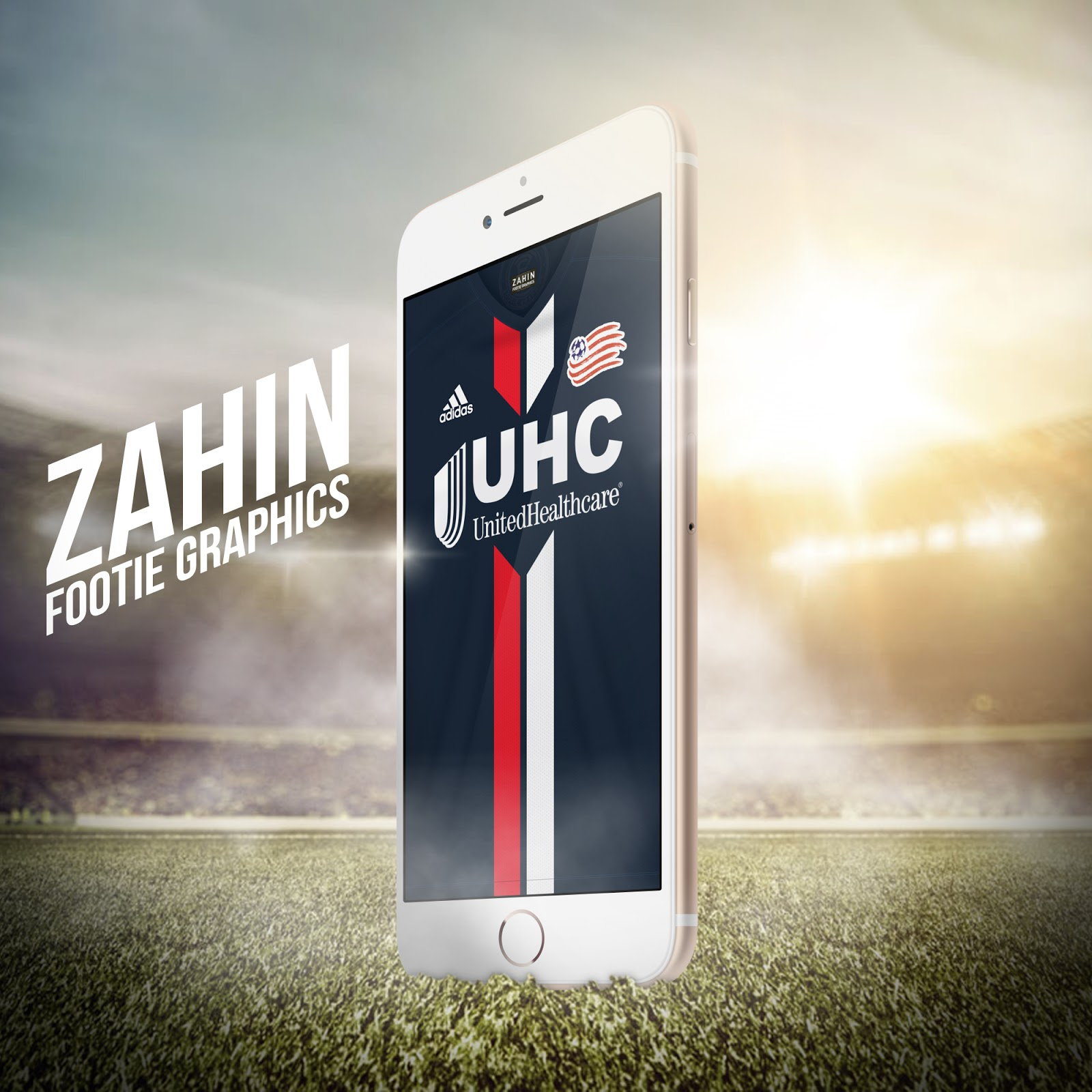 New england revolution 2016 zahin footie graphics new england revolution home 2016 wallpaper for your iphone android voltagebd Choice Image