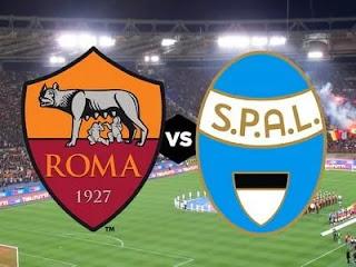 СПАЛ – Рома  смотреть онлайн бесплатно 16 марта 2019 прямая трансляция в 20:00 МСК.