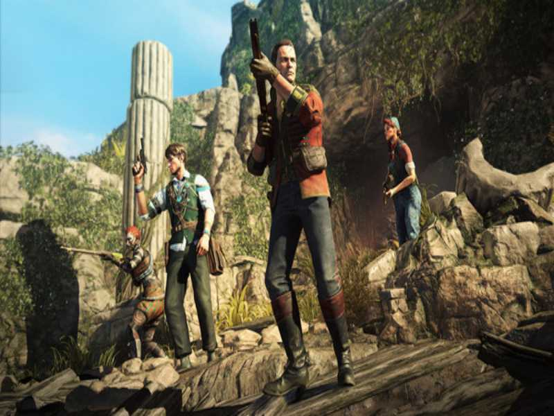 Strange Brigade Highly Compressed Free Download