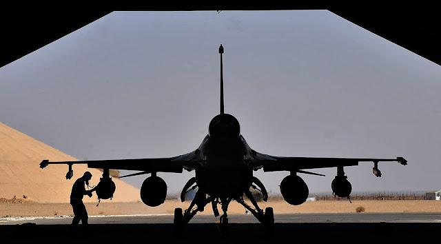 Iraqi Air Force F-16 IQ Block 52