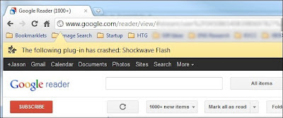 Cara Mengatasi Shockwave Flash Crashes di Google Chrome