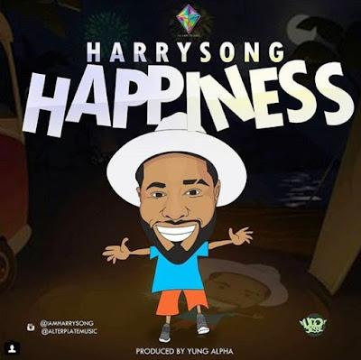 Harrysong Happiness Lyrics