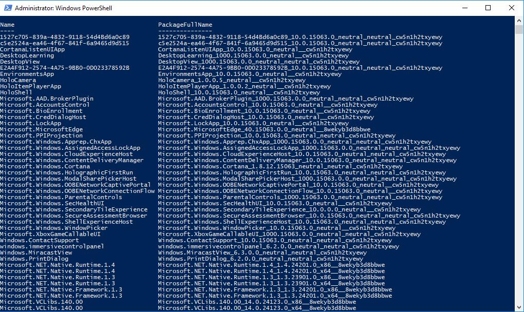 Tổng hợp các phương pháp gở bỏ ứng dụng trong Windows 10