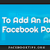 Add Admin on Facebook Group