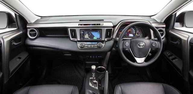 2019 Toyota RAV4 Specs