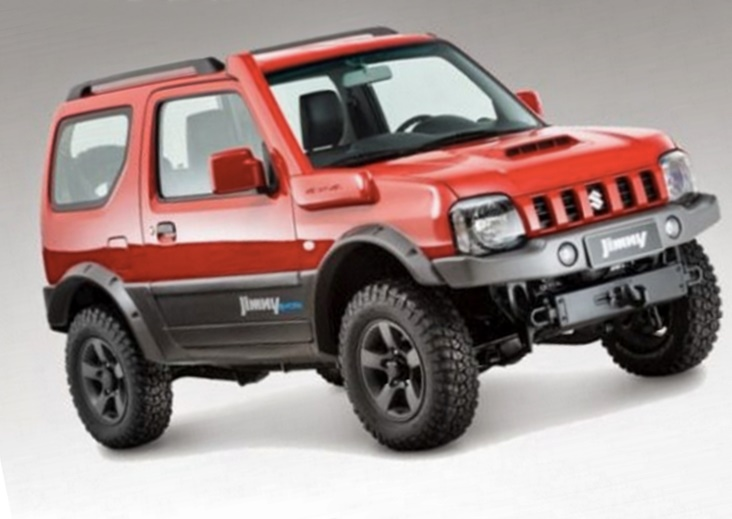 Suzuki Jimny For Sale Melbourne