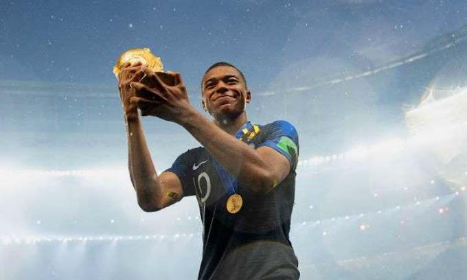 Mbappé doará prêmio de R$ 1.9 milhões da Copa para caridade