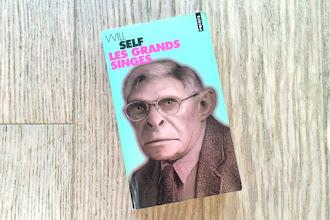 Lundi Librairie : Les grands singes - Will Self