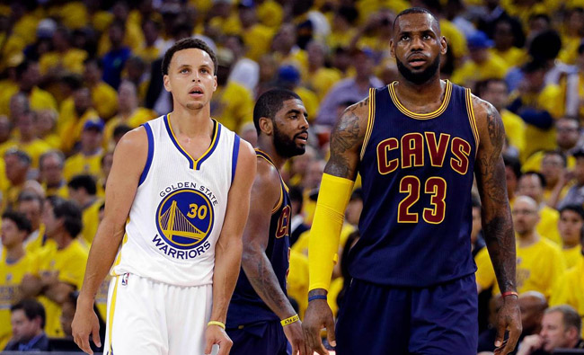 2016 NBA Finals Live Updates | Cleveland Cavaliers vs. Golden State Warriors - Game 7