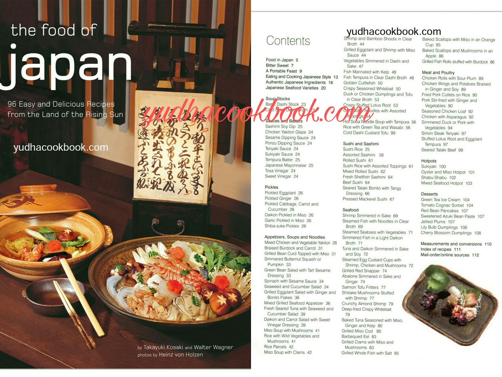 The food of japan 96 easy and delicious recipes from the land of the food of japan 96 easy and delicious recipes from the land of the rising forumfinder Image collections