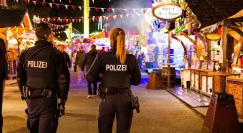 A legutóbbi Németországi migránserőszak miatt a rendőrőrök felszólítják a nőket, hogy ne igyanak alkoholt