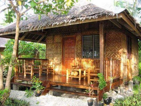 50 images of different bahay kubo or small nipa hut for Small house design native