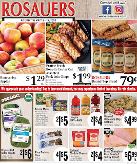 ⭐ Rosauers Ad 5/20/20 ⭐ Rosauers Weekly Ad May 20 2020