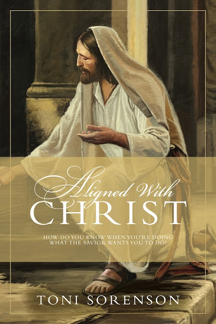 Heidi Reads... Aligned With Christ by Toni Sorenson