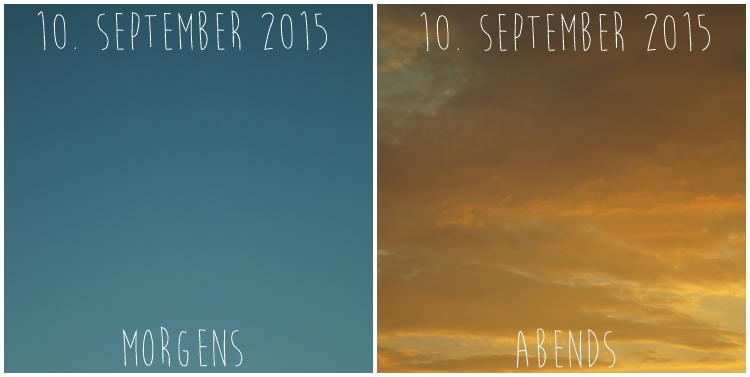 Blog + Fotografie by it's me! - Himmel am 10.09.2015