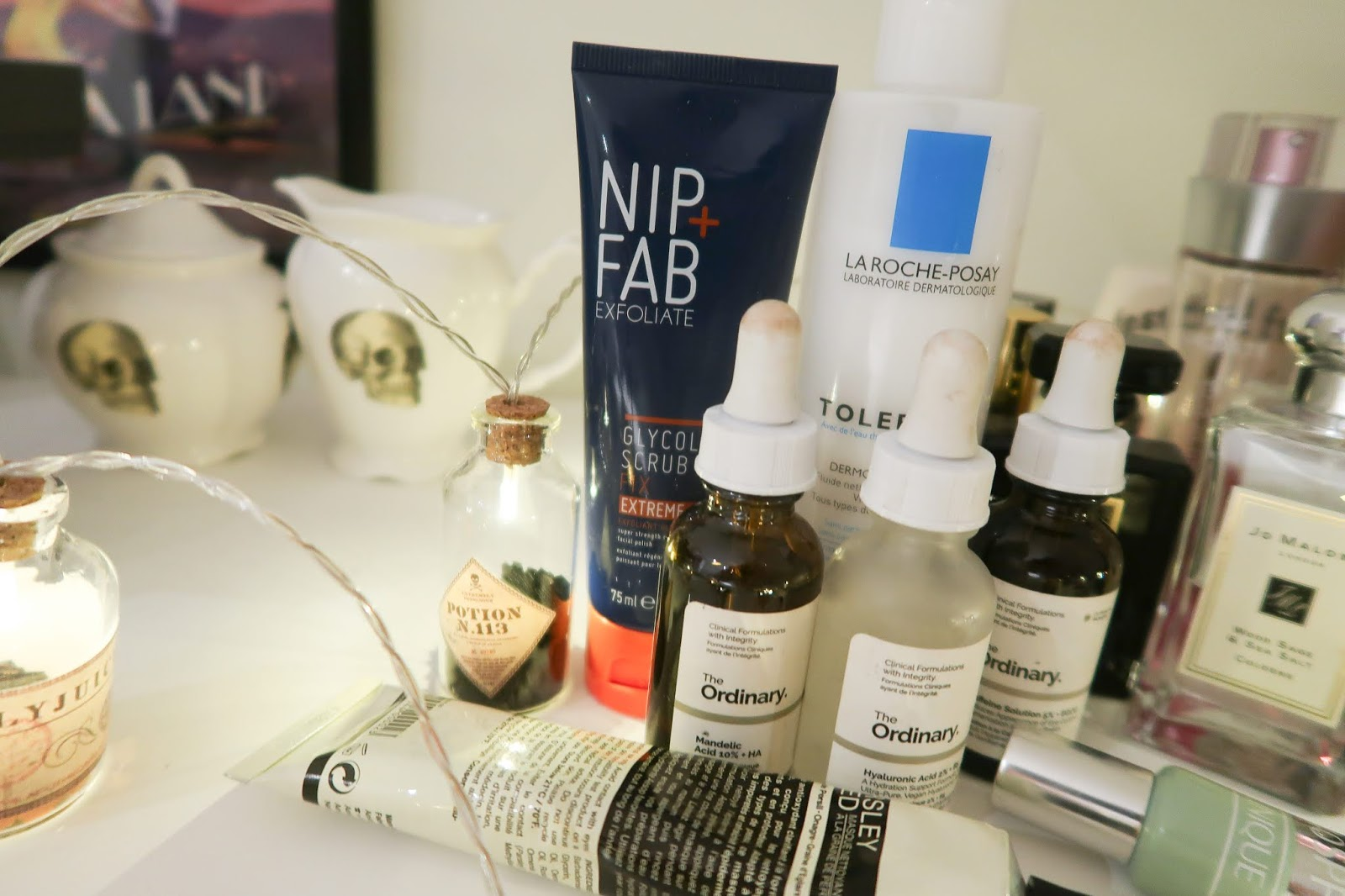 UK blogger Lucy Love shares her winter skin care saviours