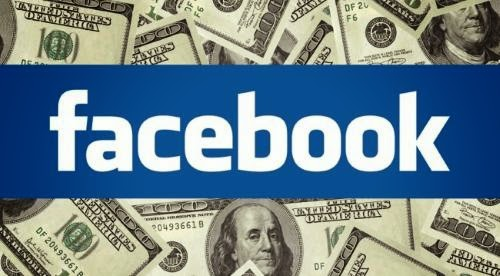 فيس بوك تبحث عن إمكانية السماح للمستخدمين بكسب المال من منشوراتهم