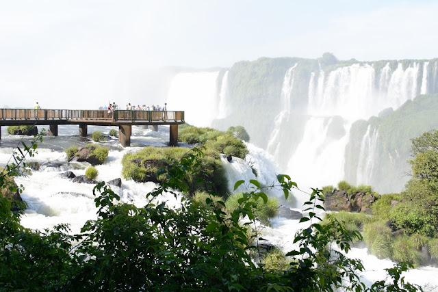 Brezilya Iguaçu Şelaleleri,Foz De Iguaçu