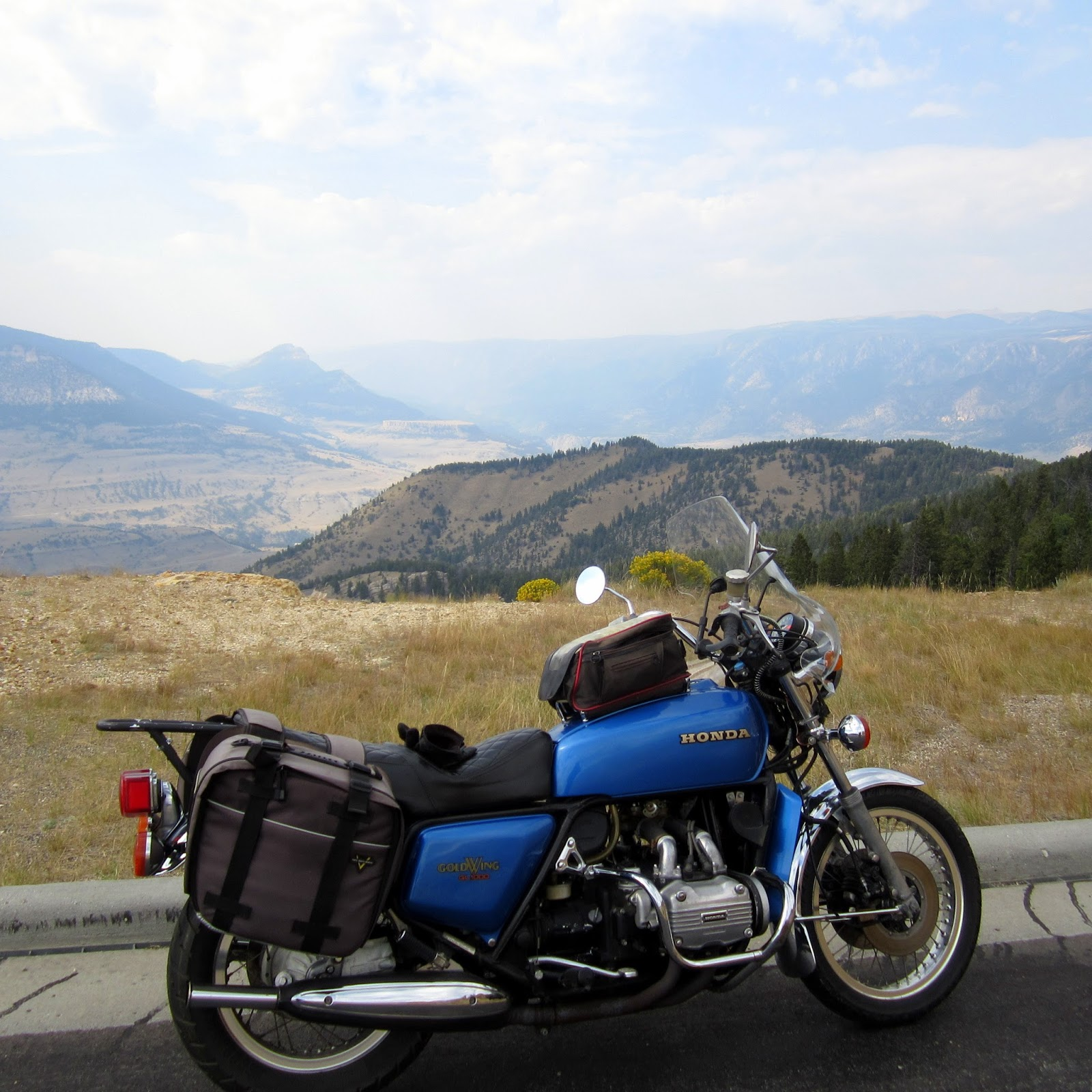 78-81 gl1100 (goldwing)? | Adventure Rider