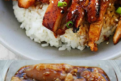 Garlic Sriracha Chicken