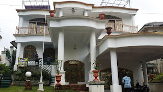 Rp.8.500.000.000 Rumah Mewah + Pool Di Bukit Golf Hiaju Sentul City (code:139)