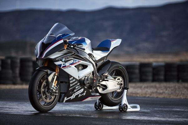 Η νέα BMW HP4 RACE