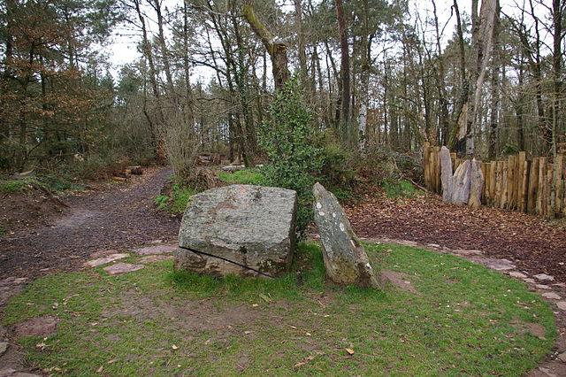 Merlin's Tomb - France