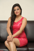 Shipra Gaur in Pink Short Micro Mini Tight Dress ~  Exclusive 073.JPG