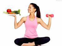 Cara Cepat Menurunkan Berat Badan Dengan Diet dan Olahraga