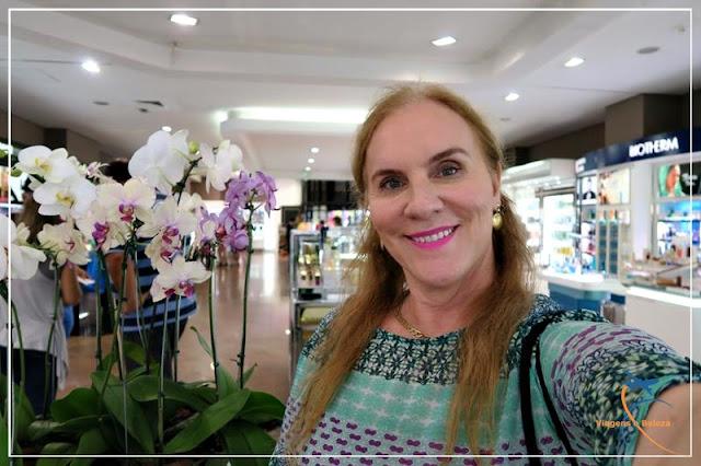 Os cosméticos e perfumaria de luxo na Monalisa!