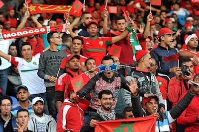 """""""فيفا"""" يدعو المغاربة إلى اختيار شعارأسود الأطلس"""