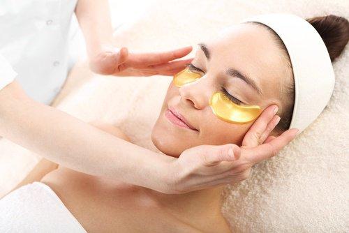 Masque collagène or pour rajeunir le visage